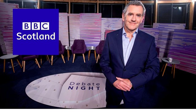 The next BBC Scotland Debate Night, hosted by Stephen Jardine, will be on March 17 at 10.30pm where a local virtual audience from the Western Isles and North Highlands willquiz a panel of politicians and public figures about the big issues in Scotland and beyond.  Upcoming Debate Nights include Edinburgh on March 24, Aberdeen on March 31, all of Scotland on April 14, The Borders on April 21 and Glasgow on April 28. (Photo: BBC Scotland).