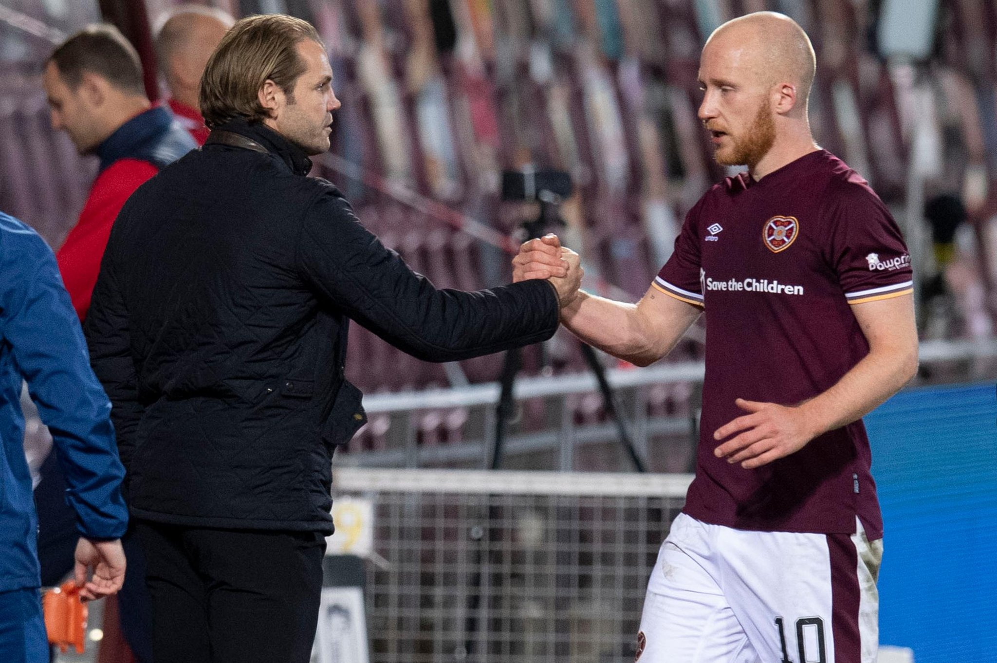 Why Robbie Neilson was desperate to keep Liam Boyce at Hearts amidst Premiership interest