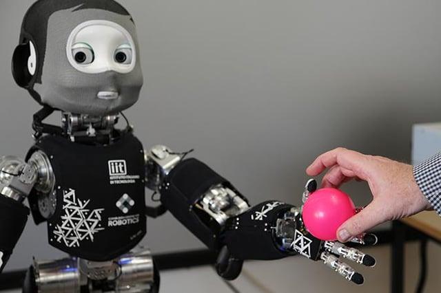 Heriot-Watt is already established as a world-leading robotics centre