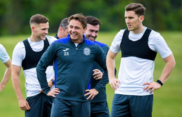Hibs appear to be in good shape as they continue their pre-season preparations