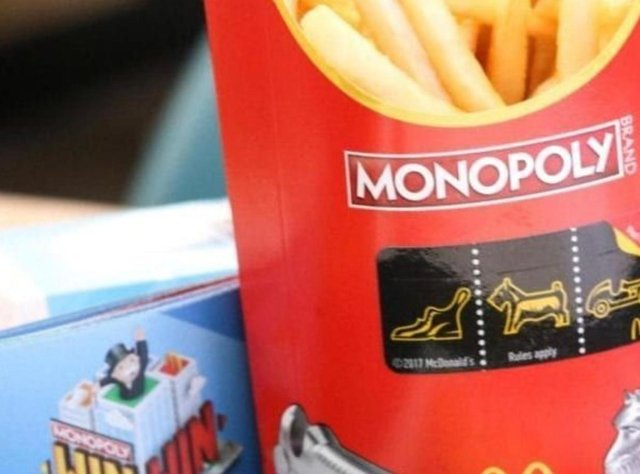 McDonald's Monopoly 2021: When does it start and what sort of prizes could be up for grabs? (Image credit: McDonald's)