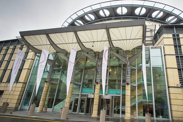 The TED climate summit will take place at the Edinburgh International Conference Centre (EICC) from October 12-15 this year.