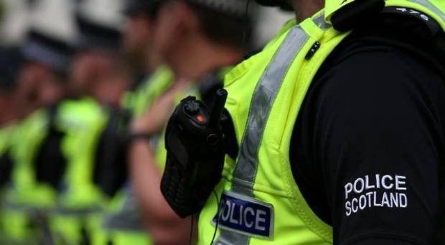 Police were called to the Edinburgh property at 9.15am on 5 March.