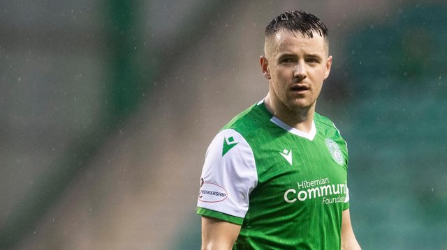 Marc McNulty's second loan spell with Hibs was cut short by the coronavirus pandemic