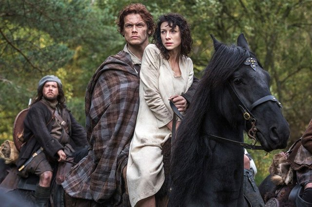 Today is World Outlander Day