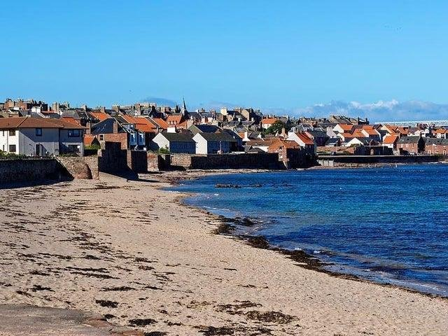 Dunbar in East Lothian is to receive £1.1m as part of the investment.