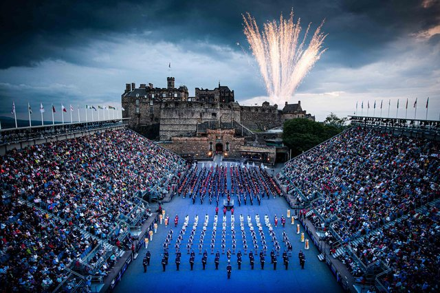The Royal Edinburgh Military Tattoo has been called off for the second year in a row.