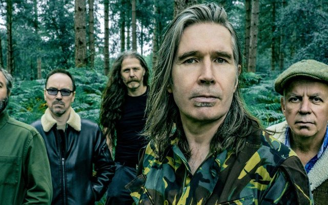 Scottish rockers Del Amitri are set to perfrom three gigs in Edinburgh this summer as part of the Fringe. Image: Supplied.