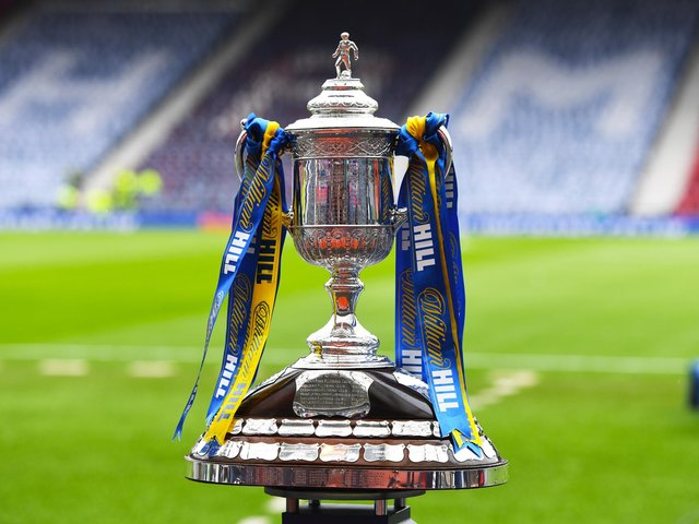 The Scottish Cup is set to resume. Picture: SNS