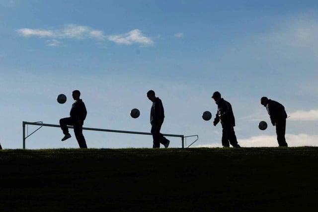 Youth players at Hearts face a big challenge next season.