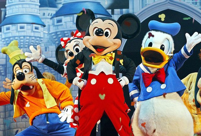 How well do you know Mickey Mouse and the gang? (Getty Images)