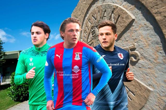 Scott Allan, Ryan Shanley, and Jamie Gullan all enjoyed winning weekends with their loan clubs