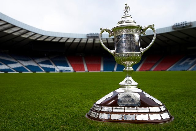 The Scottish Cup semi-finals will take place at Hampden over the weekend of May 8 & 9. (Photo by Alan Harvey / SNS Group)