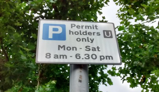 Controlled parking zones are on the increase in Edinburgh