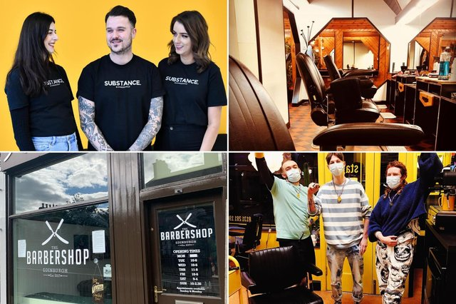 Have a scan through our readers' recommendations for the best barbershops in Edinburgh.