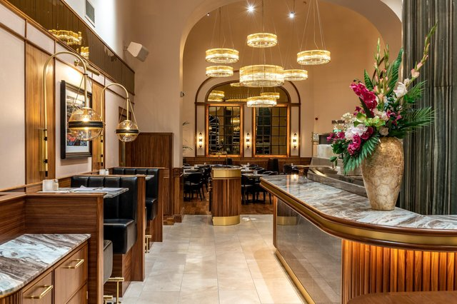 Amarone has reopened after a grand makeover