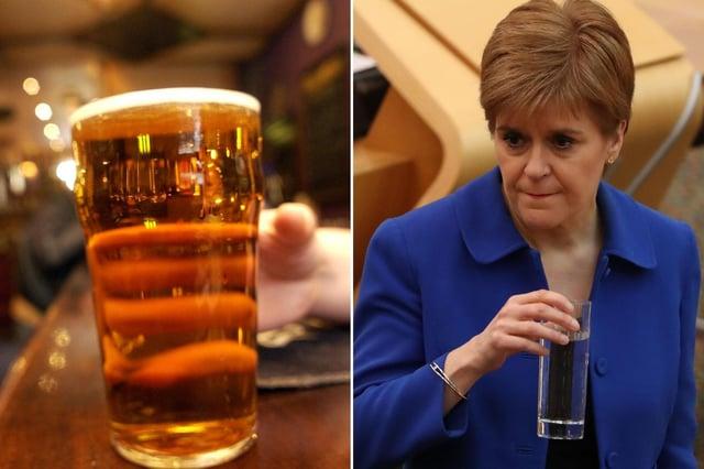 level 3 restrictions. scotland - photo #33
