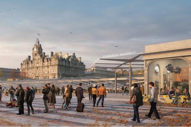 Edinburgh Travel - cover