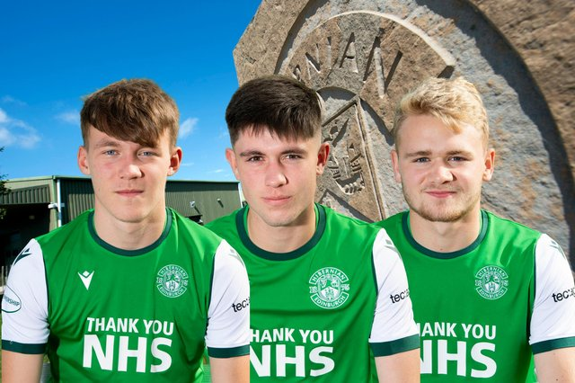 Josh O'Connor, Connor Young, and Josh Currie were all on target in the 3-2 win