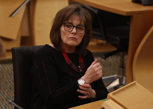 Rough sleepers and people in emergency accommodation will be added to one of the Scottish Government's vaccination priority groups, Health Secretary Jeane Freeman has announced. (Photo by Andrew Milligan - Pool/Getty Images)