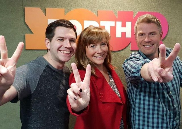 Forth 1's breakfast show took home an award on Wednesday night at top radio awards