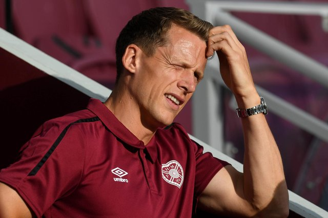 Christophe Berra is facing important decisions on his future.