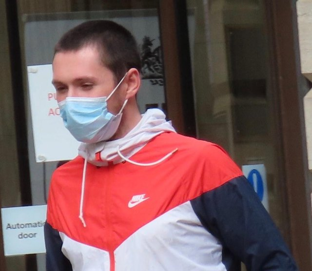 Liam Inglis pleaded guilty to the attempted robbery