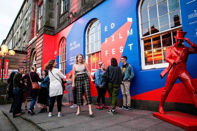 The Edinburgh International Film Festival has been running since 1947. Picture: Aleksandra Janiak