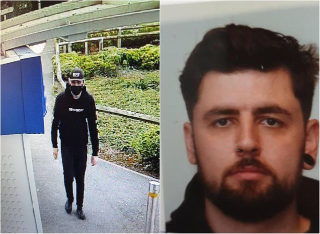 David Montgomery: Appeal launched for missing Dundee man last seen in East Lothian