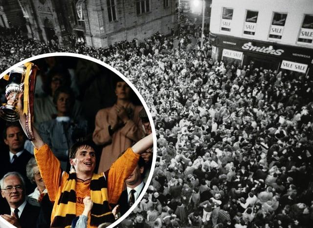 13 photos taking you back to Edinburgh in 1991