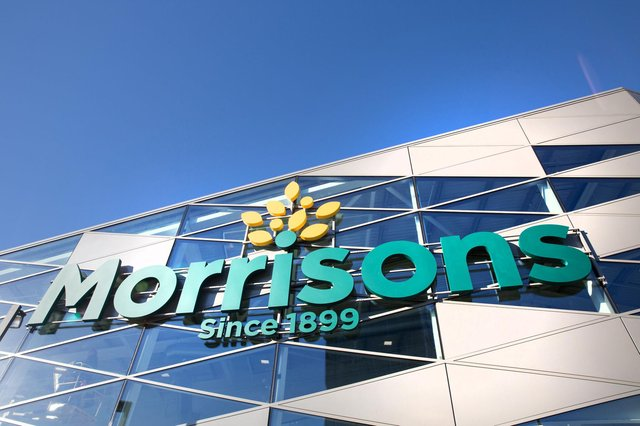 Morrisons said sales in the 14 weeks to May 9 grew 2.7 per cent on a like-for-like basis, excluding fuel, including a 113 per cent leap in online sales. Picture: Mikael Buck/Morrisons