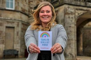Dalmahoy's Rachel King gets set to welcome keyworkers for VIP treatment at the hotel