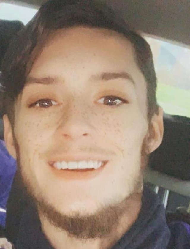 Robbie Russell, 25, who was reported missing from the Wester Hailes area of Edinburgh on March 17 (Photo: Police Scotland).