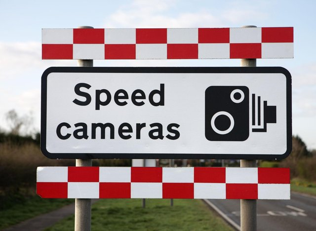 Here are all the current mobile speed camera locations in and around Edinburgh.