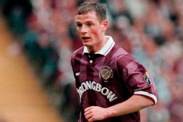 Former Hearts star Allan Johnston. Picture: SNS
