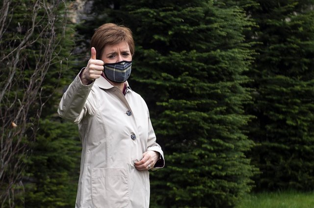 'SNP is the most united party in Scotland' despite Alba party defections says First Minister.