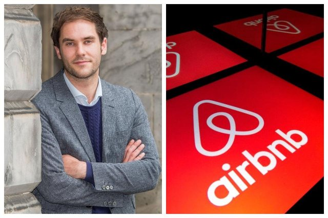 Adam McVey said he would rather not be providing Airbnbs with financial support during the COVID-19 crisis
