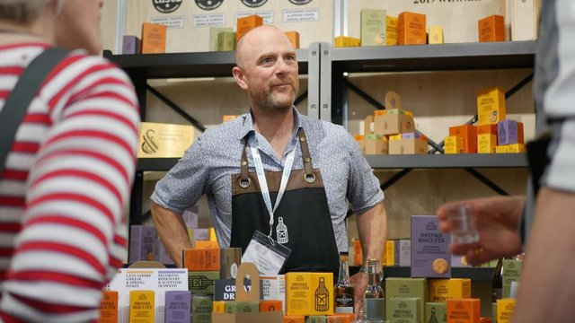 Andy Murray, Founder of The Drinks Bakery, has joined the initiative