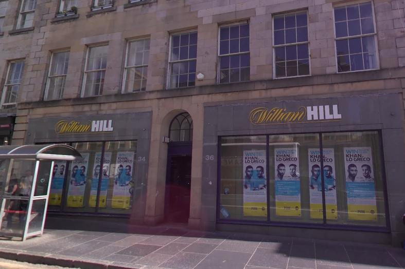 Former Edinburgh city centre William Hill betting shop could become new restaurant | Edinburgh News
