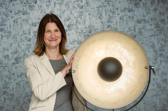 Carolyn Currie is adamant that women's enterprise deserves to be in the spotlight. Picture: Malcolm Cochrane.