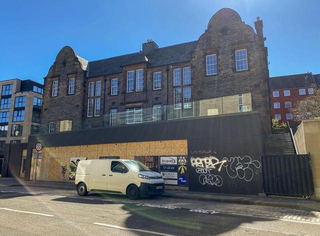 The Edinburgh BrewDog hotel will be located on East Market Street.