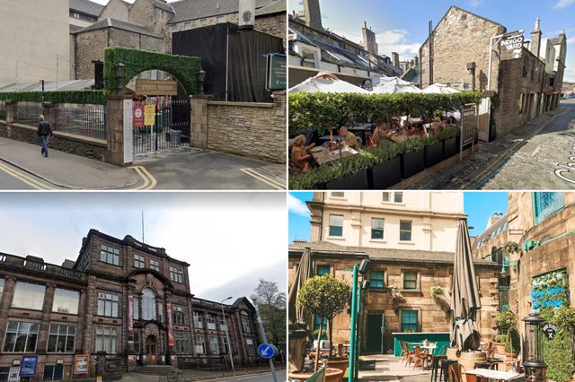 Fancy a post-lockdown pint. These pubs are all taking outdoor table bookings from Monday, April 26.
