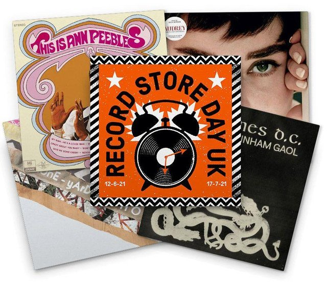 Record Store Day UK 2021