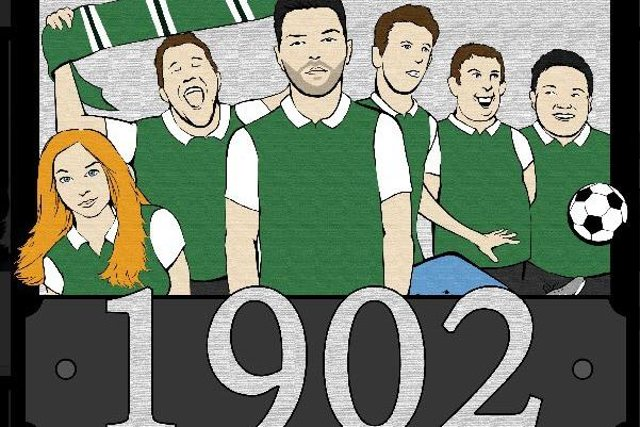 Leith Arches will be playing host to the play 1902 - which follows a group of Hibs fans desperate to see their team win the Scottish Cup in 2016.