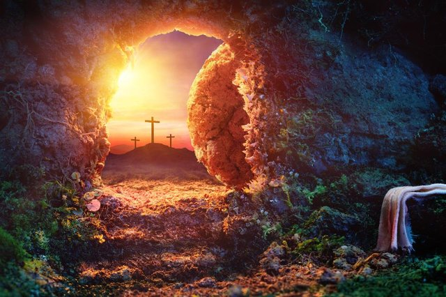 The Easter story: what happened on Good Friday and Easter Sunday ...