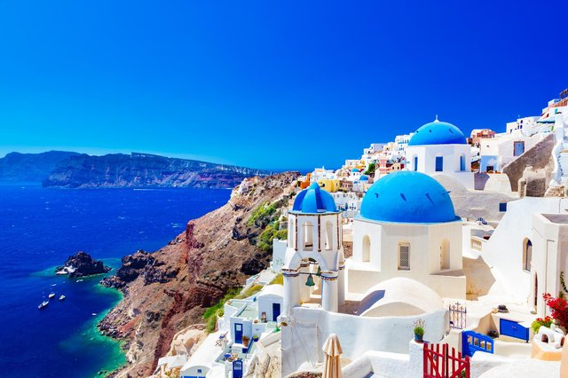 Popular holiday destinations like Greece are still on the amber travel list (Shutterstock)