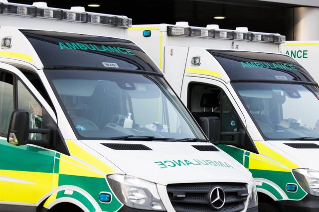 The Scottish Ambulance Service are reviewing the situation.