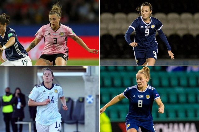 A host of Scottish players continue to inspire a generation of women after coming to prominence in the World Cup 2019.