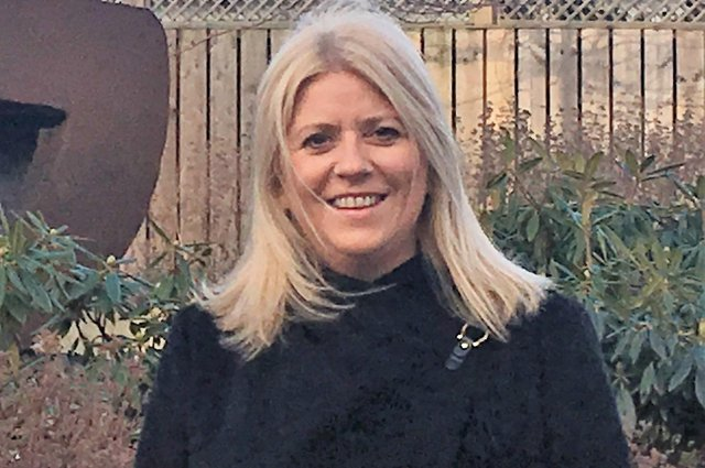 Susan Webber won the number two slot on the Tories' Lothian list