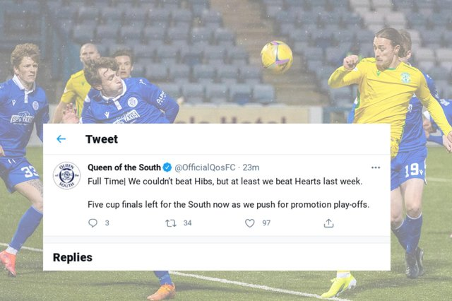 The now-deleted tweet from the Queen of the South account